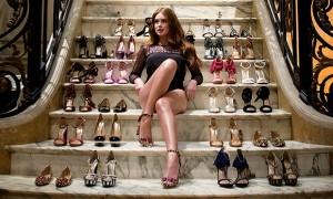 Coleção de Sapatos Marina Ruy Barbosa – Fotos e Informações