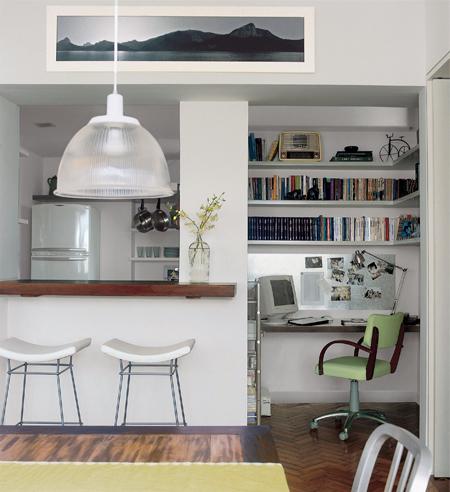 Bancadas para cozinha americana simples modelos e dicas for Modelos de mini apartamentos