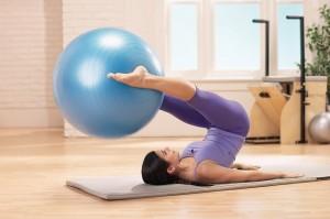 pilates-bola