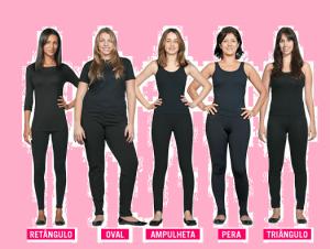 Roupas Para Valorizar os Tipos de  Corpo – Dicas e Fotos