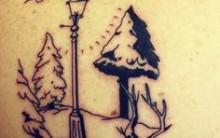 Tatuagens Inspiradas em Livros – Fotos