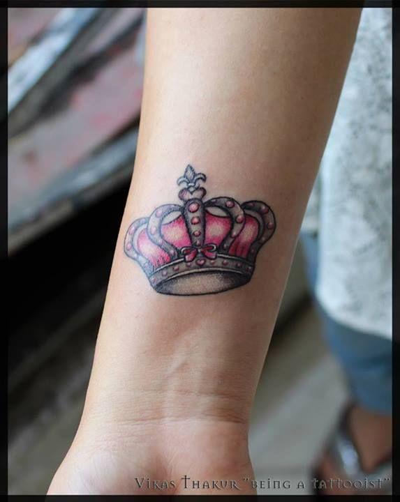 tatuagem-coroa-rosa