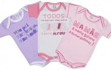 Bodie de Bebê Modelos e Frases Divertidas – Fotos e Dicas