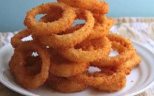 Onion Rings – Receita