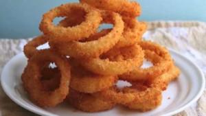 Onion Rings – Receita