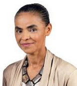 Eleições 2014 - Presidente. Urna - Marina Silva 40