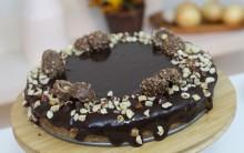 Cheesecake de Nutella – Receita
