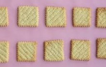 Biscoitos Amanteigados – Ingredientes e Vídeo