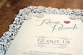 Convites de Casamento Personalizados – Fotos e Dicas