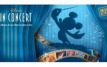Disney in Concert – Programação e Ingressos