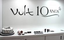Vult Cosmética 10 Anos – Lançamentos