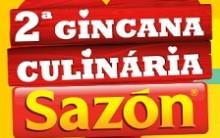 Promoção Gincana Culinária Sazón – Como Participar e Prêmios
