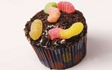 Cupcake para Festa do Halloween – Como Decorar – Passo a Passo