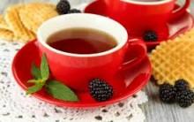 Chá de Amora – Benefícios  e Como Fazer