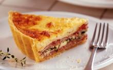 Torta Rápida de Salame – Receita