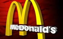 McDonalds Jovem Aprendiz 2015 – Inscrições online.