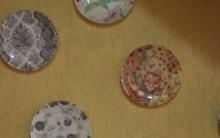 Prato Decorado com Guardanapo – Materiais e Vídeo