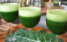 Suco Verde – Receitas