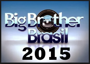 Big Brother Brasil 2015. Painel