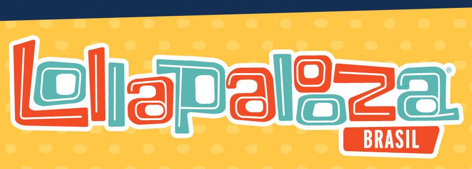 Lollapalooza Brasil 2015. Logo