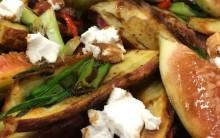 Salada de Batata – Doce e Figo – Mais Você Ana Maria -Receita 13/02/2015