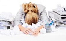 Esgotamento Profissional – Sintomas e Como Evitar