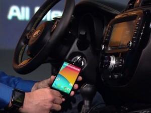 Android Auto – Comando de Voz  Para Carros