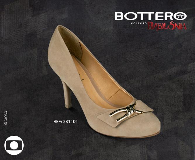 Coleção sapatos Bottero - 2015.