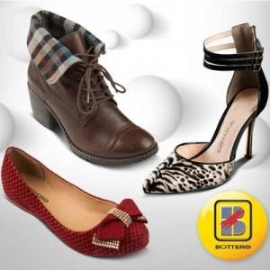 Coleção Sapatos Bottero - 2015