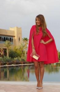 Vestido Capa ou Cape Dress – Como Usar, Dicas e Fotos