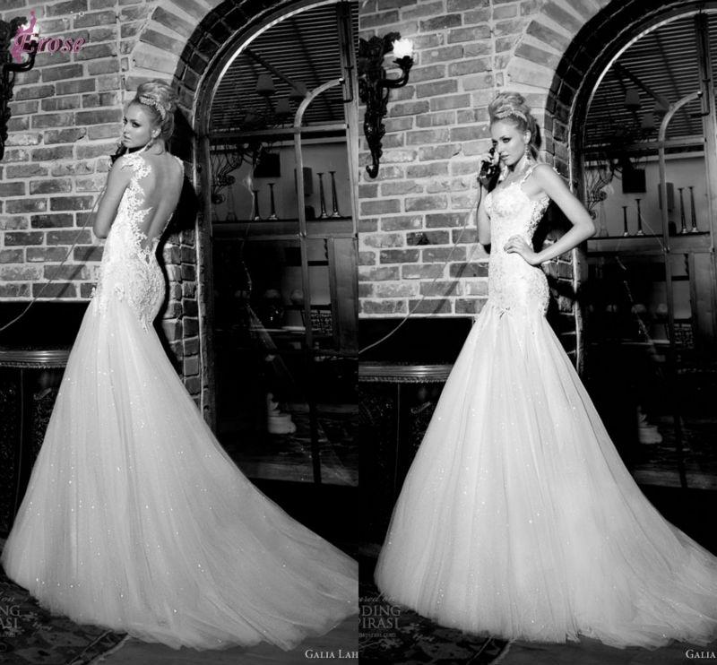 Vestidos-Noivas-Moda Sereia-Galia Lahav