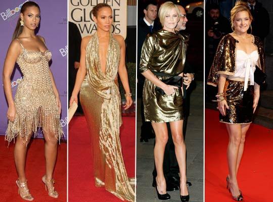 Bolsa Dourada Combina Com Que Roupa : Look de cores douradas dicas como usar
