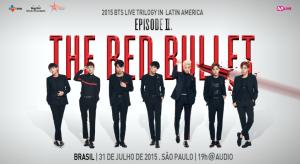 BTS Boyband Show Coreana No Brasil – Data, Ingressos e Vídeos