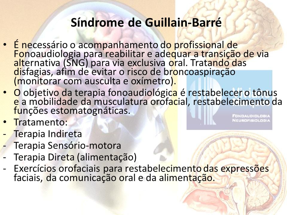Guillain-Barre-Tratamento