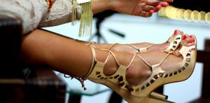 Sandália Gladiadora – Modelos e Como usar