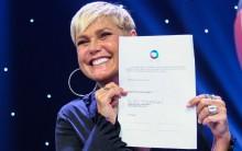 Xuxa Novo Programa na Record – Data de Estreia e vídeo de Chamada