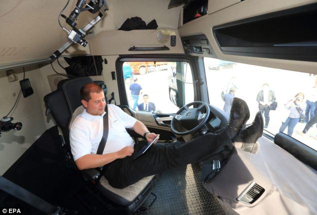 Caminhão-sem-motorista-future