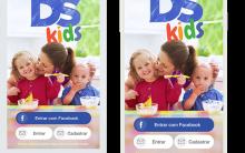 DS Kids Saúde Para os Filhos – Cardápios Com Brincadeiras