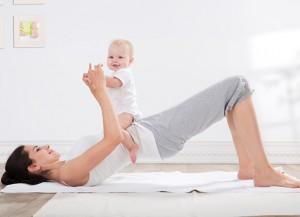 Exercícios Mãe e Bebê – Exemplos e Vídeo