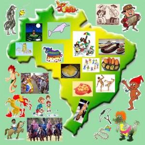 Folclore Brasileiro – Em Cada Região do Brasil