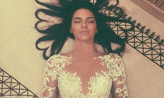 Franja-Kendall Jenner