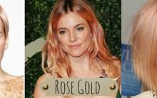 Cabelo Rosa Ouro – Nova Coloração Como Usar