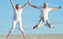 Terceira Idade – Exercício, Alongamento e Força Muscular