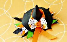 Chapéu de Bruxa Mini Enfeite – Passo a Passo