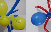 Aranha – Como Fazer Usando Balões Dicas e Vídeos