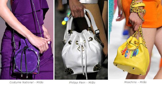Bolsa De Mão Tendencia : Bolsa saco ver?o modelos e como usar