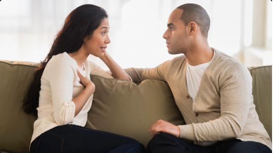 Brigas no Relacionamento conversa