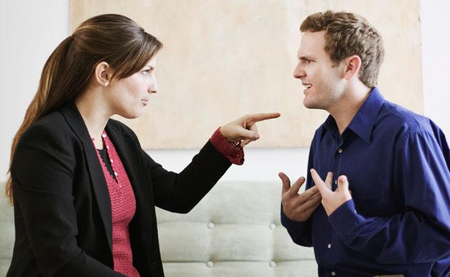 Brigas no Relacionamento erros