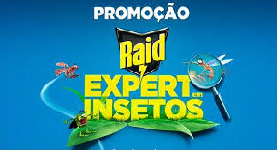 Raid Expert Em Insetos