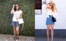 Saia Jeans – Tendência e Como Montar Looks